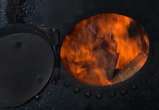 Fiery Furnace Stock Image