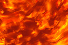 Fiery hot background Stock Photography