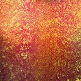 Fiery tones abstract background Stock Photography