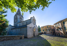 Fieschi Basilica Royalty Free Stock Photography