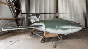 Fieseler Fi-103/volante V1 bombe de FZG 76 Allemagne 1944 dans Photos stock