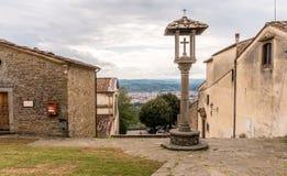 Fiesole, Ιταλία Στοκ Φωτογραφία