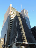 Fiesp building Stock Photo