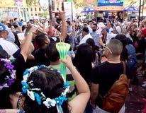 Fiesta świętowanie Obraz Royalty Free