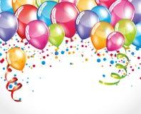 Fiesta balloons Royalty Free Stock Photo