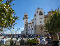 Fiesta in Candelaria Royalty Free Stock Photo