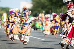 The Fiesta DC Parade stock photo