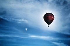 Fiesta de ballon photographie stock libre de droits