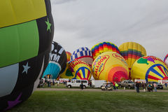 Fiesta de ballon Image libre de droits