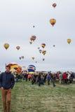 Fiesta de ballon Images libres de droits