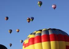 Fiesta de ballon d'Albuquerque Photos stock