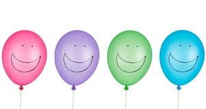 Fiesta de célébration d'enfance de jouet de ballon Image libre de droits
