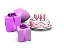 Fiesta de cumpleaños Imagenes de archivo
