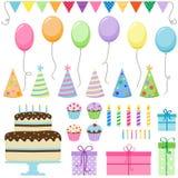 Fiesta de cumpleaños Imágenes de archivo libres de regalías