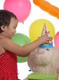 Fiesta de cumpleaños de Childs Fotos de archivo
