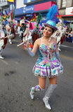 Fiesta de Gran Poder, Bolivie, 2014 Photos stock