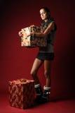 Fiesta de Navidad Fotos de archivo