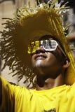 Fiesta de rue George Silema Malte Image stock