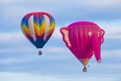 Fiesta del globo de Albuquerque Foto de archivo