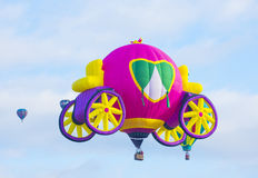 Fiesta del globo de Albuquerque Foto de archivo libre de regalías