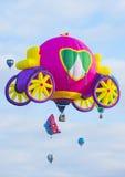 Fiesta del globo de Albuquerque Imagen de archivo libre de regalías