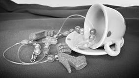 Fiesta del té para las muñecas Imagen de archivo