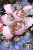 Fiesta Eggs. Old Spanish Days, Fiesta in Santa Barbara confetti eggs sold on street Royalty Free Stock Photography
