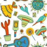 Fiesta elements Stock Image