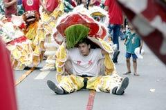 Fiesta en la calle Fotografía de archivo