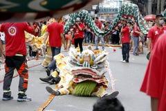 Fiesta en la calle Fotos de archivo