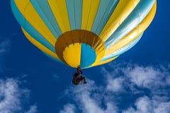 Fiesta 2016 för ballong Albuquerque för varm luft arkivbild