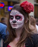 Fiesta Face Royalty Free Stock Images