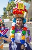 Fiesta Las Vegas Fotografia Stock