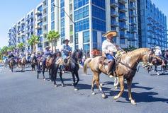 Fiesta Las Vegas royalty-vrije stock foto