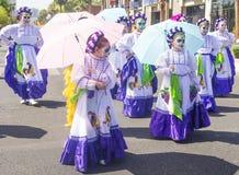 Fiesta Las Vegas Lizenzfreie Stockfotos