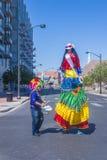 Fiesta Las Vegas Stockfotografie