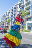 Fiesta Las Vegas Royalty Free Stock Photos