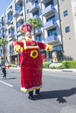 Fiesta Las Vegas Stock Photo