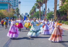 Fiesta Las Vegas Stock Photography