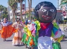 Fiesta Las Vegas Royalty Free Stock Image