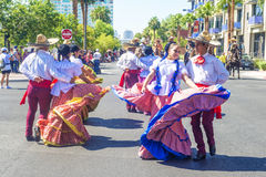 Fiesta Las Vegas Stock Photos