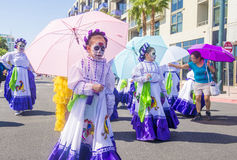 Fiesta Las Vegas Royalty Free Stock Photography