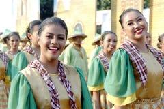 Fiesta Manille d'Aliwan photo libre de droits