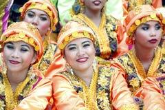 Fiesta Manille d'Aliwan image libre de droits