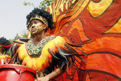 Fiesta Manille d'Aliwan photographie stock libre de droits