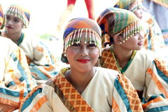 Fiesta Manille d'Aliwan images stock