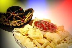 fiesta nacho Στοκ Φωτογραφίες