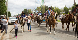 Fiesta Provinsiell del Caballo 2017 Arkivbild