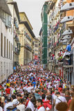 Fiesta ulica Obraz Royalty Free