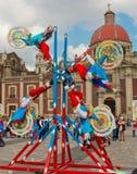 Fiestapatronal San Juan Diego Cuauhtlatoatzin in Mexico-City Stock Fotografie